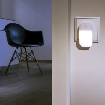 Lampa ambient cu led alba Ansmann