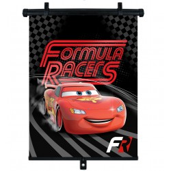 Parasolar auto retractabil Disney Cars 1 buc SEVEN