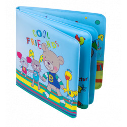 Carticica de baie Cool Friends Rotho babydesign