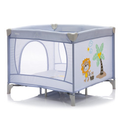 Tarc copii Holiday  grey 94x94 Fillikid