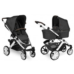 Carucior 2 in 1 Salsa 4 AIR FOX Fashion ABC Design 2020