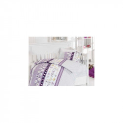 Lenjerie patut First Choice 4 piese chic lila